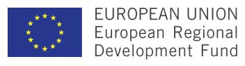 [European Union – European Regional Development Fund]